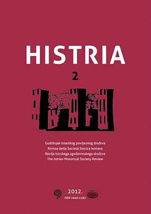Histria svezak 2 naslovnica
