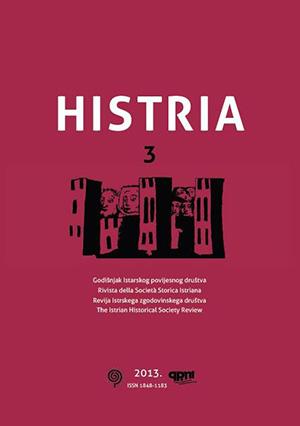 Histria svezak 3 naslovnica